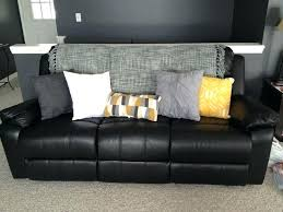 Couch pillow ideas Black Leather Pillows For Black Leather Couch Lighten Up Black Leather Couch With Bright Pillows And Pillows For Black Leather Couch Revolumbiinfo Pillows For Black Leather Couch Pool Enclosures Throw Pillows For