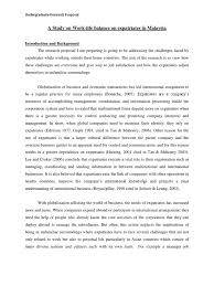 personal statement industrial organizational psychology english  sample