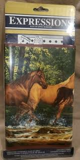 running horses free western country