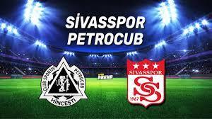 Petrocub Sivasspor UEFA Avrupa Konferans Ligi maçı saat kaçta, hangi  kanaldan canlı olarak yayınlanacak? - Son Dakika Spor Haberleri