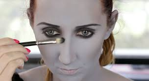 makeup tutorial will have you going grayscale for rtm rightthisminute