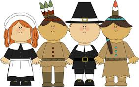 thanksgiving pilgrim clipart. Perfect Thanksgiving Cute Pilgrim Clip Art  Pilgrims And Indians   Standing Together Thanksgiving On Clipart H