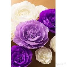 Paper Flower Archway Paper Flower Decorations Crepe Paper Flower Large Paper
