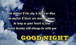 Night Quotes Hd Wallpaper
