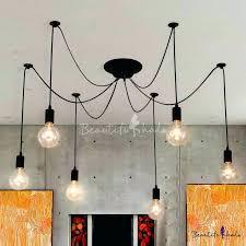 extraordinary hanging light fixture kit multi bulb pendant light simple 8 light bulb black led multi extraordinary hanging light