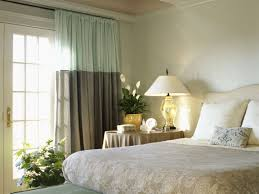 Modern Bedroom Curtain White Bedroom Curtain Ideas
