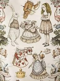 Alice In Wonderland Wallpaper For A Childrenu0027s Bedroom? Love It