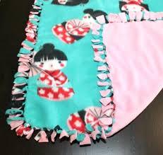 diy tie blanket making fleece tie blankets ribbon baby blanket pattern tie dye fleece blanket diy diy tie blanket