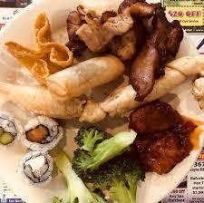 Asian buffet sushi plymouth mi