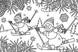 We hope you'll enjoy them and will visit us on a regular basis. Snowman Coloring Pages For Kids Adults 10 Printable Coloring Pages Of Snowmen For Winter Fun Printables 30seconds Mom