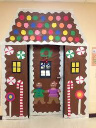 Bulletin Boards, Classroom Doors and Part 3. Gingerbread HousesGingerbread  DecorationsChristmas ...