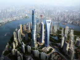 shanghai towers to view