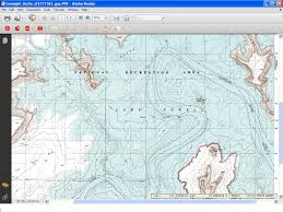 Navigation Charts For Lake Powell Gps Geocaching Forums