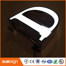 Diy Light Sign Board Us 0 8 Diy Led Acrylic Letters Mini Led Sign Board In Electronic Signs From Electronic Components Supplies On Aliexpress