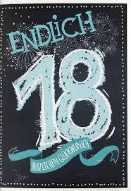 Sprüche Zum 18 Geburtstag Freche Und Lustige Gratulieren Zur