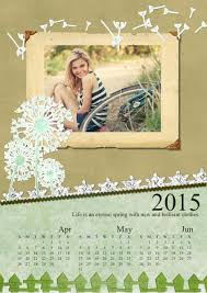 Forever Calendar Template Well Designed Photo Calendar You Will Love It And Want To Keep It