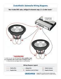 car audio subwoofer wiring wiring diagram subwoofer connection diagram wiring diagram show car audio subwoofer wiring