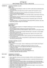 Sample Help Desk Support Resume 92 Sample Resume For Production Support Analyst Jscribes Com