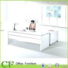 modern white office desks. White Executive Office Desk Modern Enjoyable Ideas . First Desks A