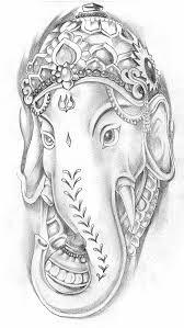 Ganesh Oriental Ganesha Tattoo Ganesh Tattoo Tattoos