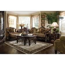 Michael Amini Living Room Furniture Michael Amini Essex Manor Living Room Collection Reviews Wayfair
