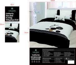 5pc bedding bags