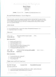 Cover Letter Sous Chef Free Assistant Chef Resume Word Template Cook Cv Sample