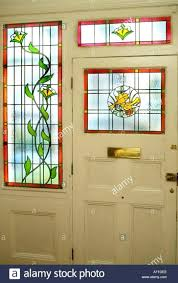 stained glass sidelight compact home glass front door with sidelights stained entry a decorative stained glass