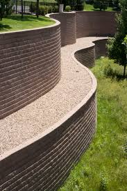 Retaining Wall Seating 114 Best Landscape Retaining Walls Images On Pinterest