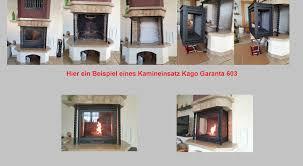 Kago Kamineinsatz Austauschen Kovi Sturzbrandöfen