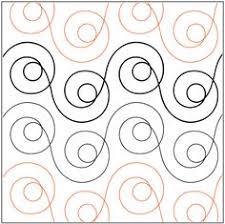 12 Simple Machine Quilting Designs Images - Beginner Machine ... & Free Motion Quilting Designs Patterns Adamdwight.com