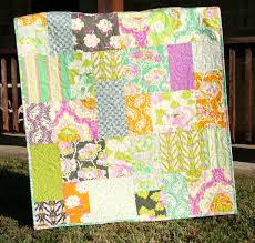 Big Block Quilt Patterns For Beginners Amazing Big Block Quilt Pattern Big And Tall Fat Quarter Friendly Throw