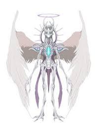 lucifer angel form true form zachariah by little hofundur spn 1 pinterest