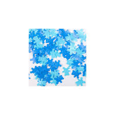 Confettis de table oursons bleu / turquoise - MaPlusBelleDeco.com