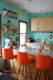 Orange Kitchens 25 Energizing Orange Kitchen Design Ideas Chloeelan