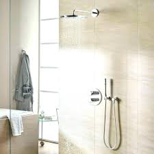 showers grohe shower system systems allure cosmopolitan concealed with euphoria thermos