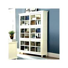 bookcases with sliding glass doors white bookcase with glass door bookshelves glass door glass bookcases and