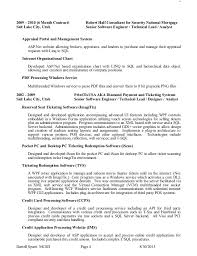 Best Robert Half Resume Images - Simple resume Office Templates .