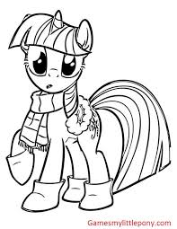 Small Picture My Little Pony Princess Apple Jack Coloring Page My Little Pony