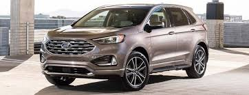 2019 Ford Escape Vs 2019 Ford Edge Whats The Difference