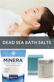 Dead Sea Salt Bath For Yeast Infection