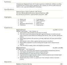 Free Nursing Resume Templates Resume Free Nursing Resume Templates ...