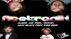 Jack black fuck me