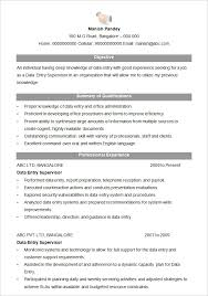 ready made resume format formats for resumes