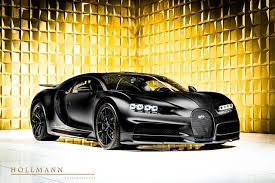That's the thing to remember. Ultra Rare Bugatti Chiron Sport Edition Noire Sportive Hits The Market For 4 4 Million Techeblog