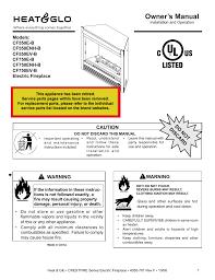 heat and glo fireplace manual junsa us heat amp glo fireplace heat amp glo cf550e b user manual 26 pages