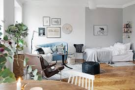 Studio Apartments Decorating Small Spaces Interesting A Tiny Apartments Roundup 48SquareFoot Or Less Spaces Freshome