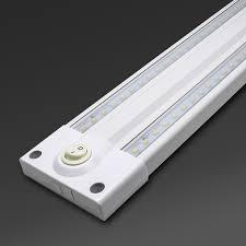 Lumalinks Garage Lighting 20in Instalumen Driverless Led Light Bar In Daylight White