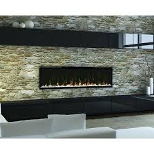 napoleon allure 50 electric fireplace touchstone onyx stainless wall mounted