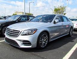 Stock#: W17024 New 2018 Mercedes-Benz S-Class S 450 in West Chester